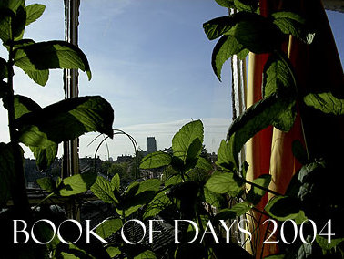 Book of days 2004